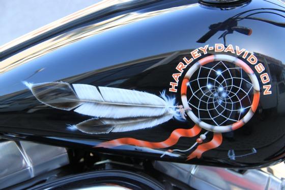 Harley Davidson Street Bob Umbau Motodrom Essen 001