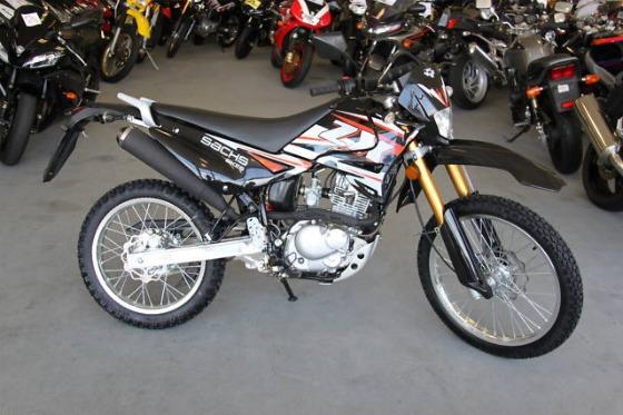 Sachs ZX 125 Enduro