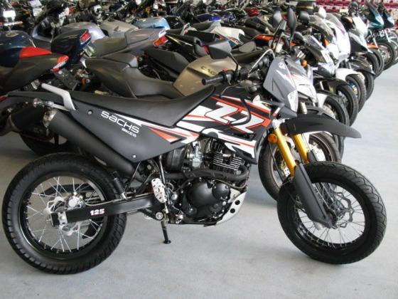 Sachs ZZ 125 Supermoto