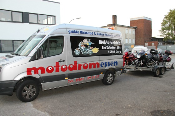 Motorrad-Ankauf Motodrom Essen 002