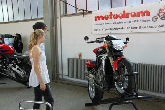 Motodrom meets Zollverein - 10 Jahre UNESCO Welterbe 004