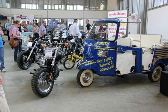 Motodrom meets Zollverein - 10 Jahre UNESCO Welterbe 005